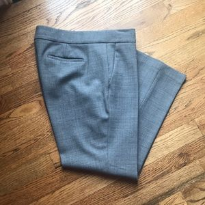 J.Crew Cropped Campbell Pant